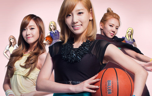 SNSD @ Freestyle Sports