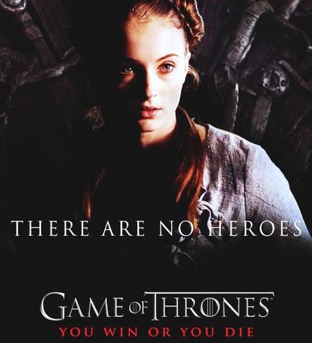 Sansa Stark poster