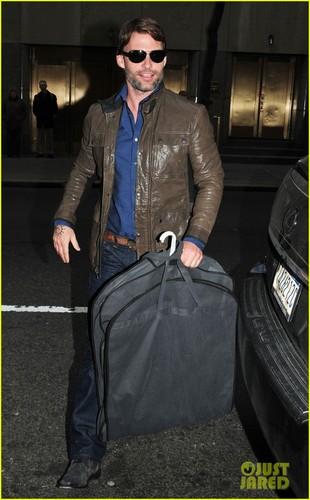Seann William Scott: 'Late Night with Jimmy Fallon' Visit!