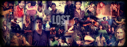 Lost wallpaper possibly with anime called SeasonTwo