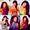 Sel ♥ - zainah122 fan art
