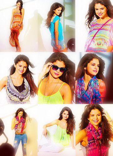 Zainah122 wallpaper entitled Selena Gomez Dream Out Loud 2012