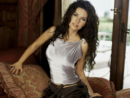 shania twain fondo de pantalla possibly with a cóctel, coctel dress, a cena dress, and a strapless entitled Shania