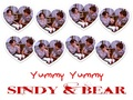 Sindy & Bear Yummy Yummy - fans-of-brianne-leary wallpaper