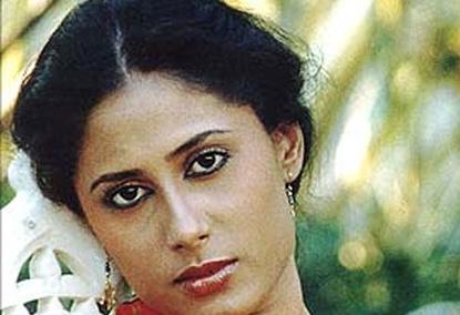 Smita Patil (17 October 1955 – 13 December 1986