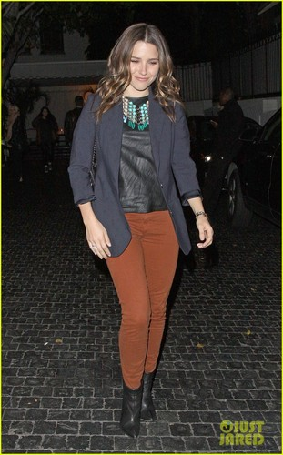 Sophia Bush: 城堡 Marmont Night Out!