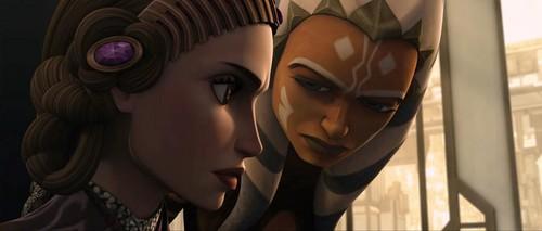 तारा, स्टार Wars Clone wars