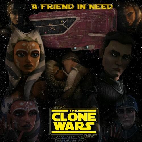 ngôi sao Wars Clone wars
