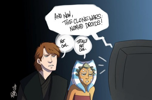 star, sterne Wars Clone wars