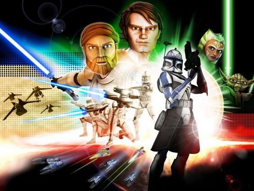 bituin Wars Clone wars