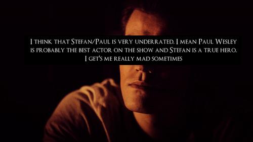 Stefan Confessions