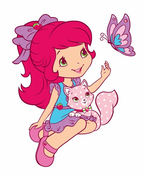 STRAWBERRY SHORTCAKE on Pinterest | Strawberry Shortcake Characters ...