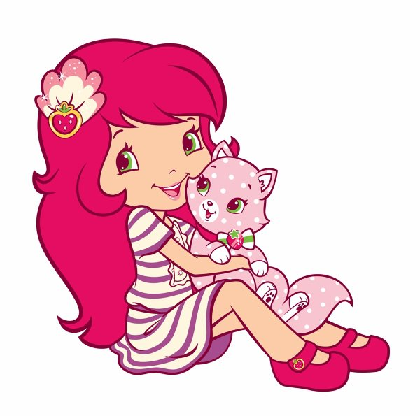 Strawberry Shortcake and Friends - Strawberry Shortcake ...