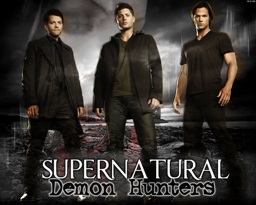 Supernatural - anjs-angels Wallpaper
