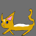 Swiftpaw - make-your-own-warrior-cat fan art