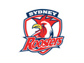 Sydney Roosters White Logo