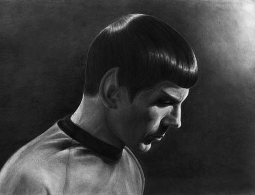 TOS Series Spock