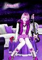 Tatsuhi universe - jrock fan art