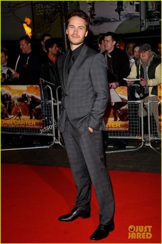 Taylor Kitsch: 'John Carter' UK Premiere