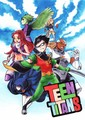 Teen Titans Fan Art - teen-titans fan art
