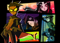 Teen Titans fan Art
