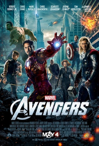 The Avengers wallpaper with anime titled The Avengers