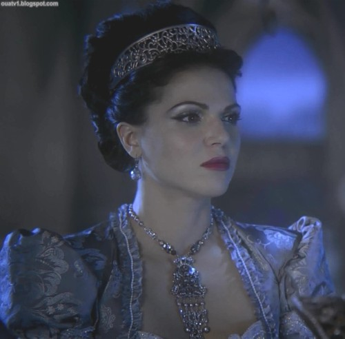 Once upon a time the evil queen