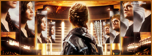 The Hunger Games Facebook Covers at addacover.com