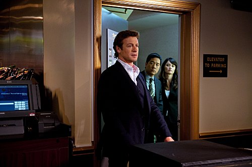 The Mentalist - 4x19 गुलाबी Champagne on Ice- Promotional चित्रो