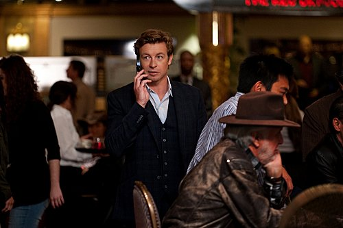 The Mentalist - 4x19 담홍색, 핑크 Champagne on Ice- Promotional 사진