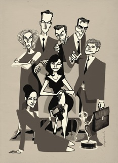 The New Yorker / tgw caricature