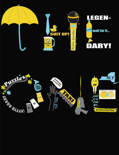 How I Met Your Mother wallpaper titled The One ♥
