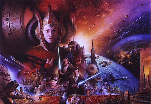Star Wars The Phantom Menace Images The Phantom Menace