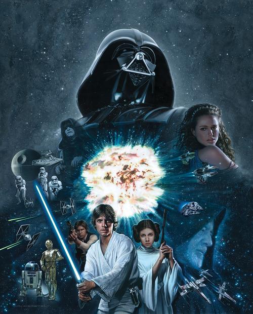 The Skywalkers
