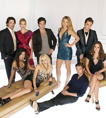 The cast♥