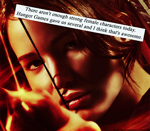 The hunger Games Confessions