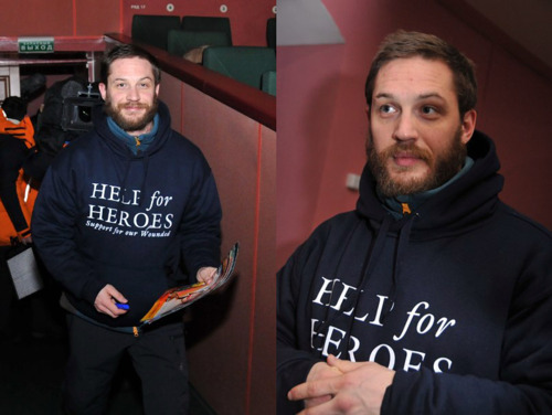 Tom Hardy wallpaper possibly containing a sweatshirt, a hood, and a sign called Tom Hardy in Yakutsk, Russia.
