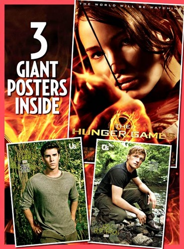 US Weekly Hunger Games Special