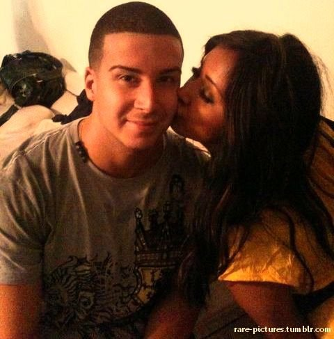 Vinny and Snooki - jersey-shore Photo