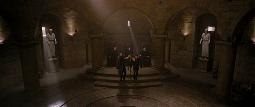The Volturi wallpaper containing a portcullis and a vault entitled Volturi Breaking Dawn