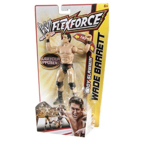 Wade Barrett Flex Force Figure