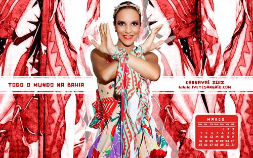 Ivete Sangalo 2012
