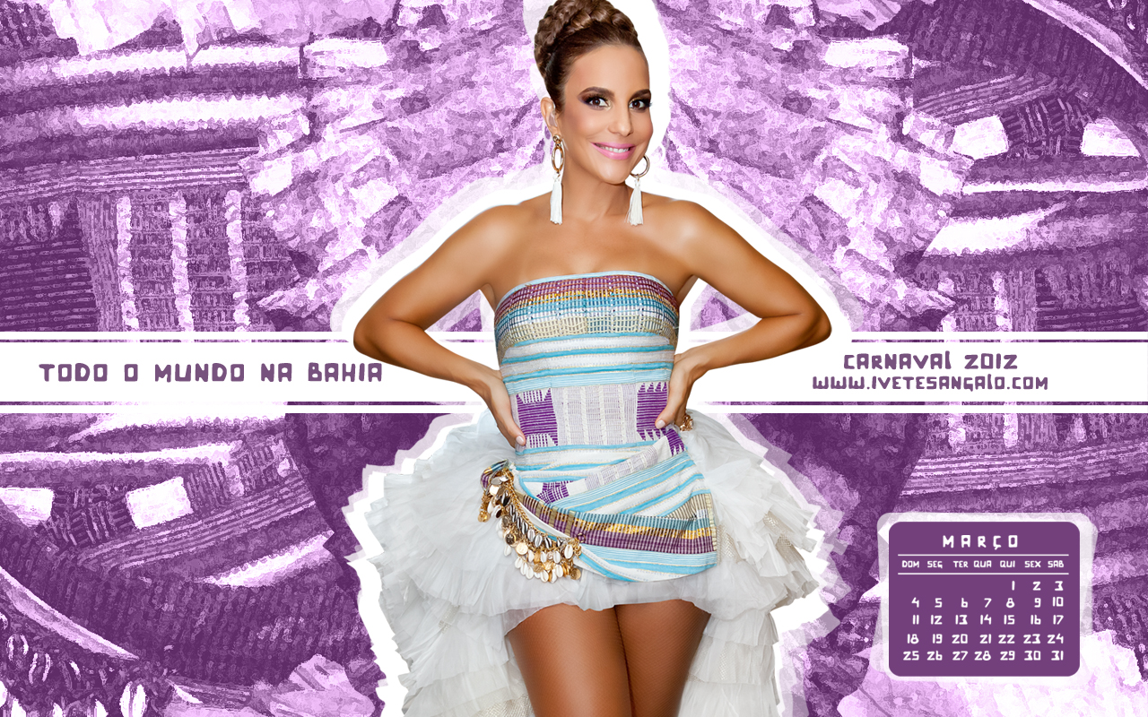 Ivete Sangalo Wallpapers Carnaval 2012