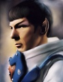 Well Suited - mr-spock fan art