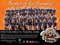 West Tigers Team
