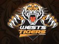 West Tigers  - nrl wallpaper