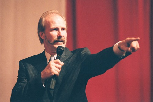 William Hurt in The King