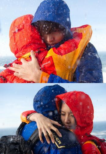 Yoona & Lee Minho @ Eider