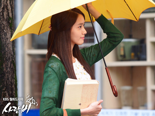 Yoona 'Love Rain' Official Pictures