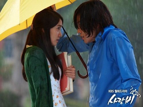 Yoona प्यार Rain official pics